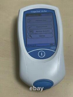 Roche Coagucheck XS Plus Professional Coagulation Meter without battery/charger