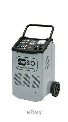 SIP 05534 PROFESSIONAL STARTMASTER PW520 BATTERY CHARGER HEAVY DUTY No Box