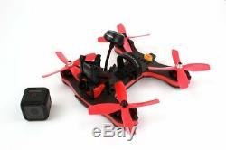 Shuriken 180 Pro Quadcopter RTF with FlySky FS-I6S Transmitter Battery & Charger