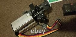 Sony Betamovie BMC-110 Camcorder AC-M110 Charger NP-11 Batteries!
