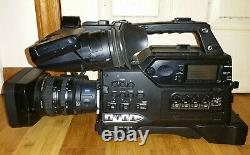 Sony HVR-S270U High Definition 1080i Video Camera HDV HD Pro Camcorder with Lens