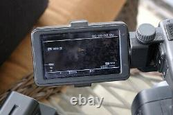 Sony NEX-EA50U Camcorder Camera with Batteries, Charger and Petrol Bag