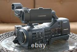 Sony NEX-EA50U Camcorder Camera with Battery, Charger and Remote