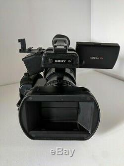 Sony PMW-EX1 Camcorder Full HD, charger, 2 BR-U60 batteries, 2x 32gb sxs cards