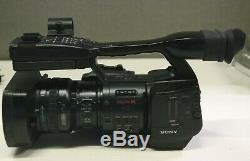 Sony PMW-EX1 HD XDCAM Pro Camcorder in GC with charger, 2 batteries & 16GB card