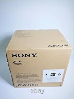 Sony PXW-FS5K 4K, RAW update with 18mm-105mm, 3 batteries, charger, original box