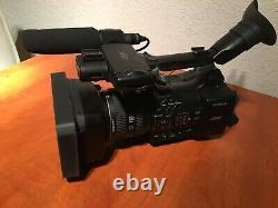 Sony PXW-Z100 Camcorder with 264GB and 132GB -XQD cards, battery and charger