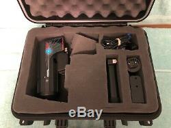 Stalker Pro II 34.7GHz Radar Gun with Battery, Charger & Hard Case