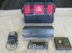 Stalker Professional Sports Radar Gun WithBattery-Charger-Fork. & Bag. Guaranteed