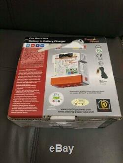 Sterling Power Pro Batt Ultra 12V 30A Battery to Battery Charger
