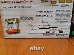 Sterling Power Pro Batt Ultra DC-DC Battery to Battery Charger 12v 70A BB122470