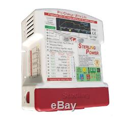 Sterling Power Pro Charge Ultra Lite 12V 30A Marine Battery Charger LPCU1230