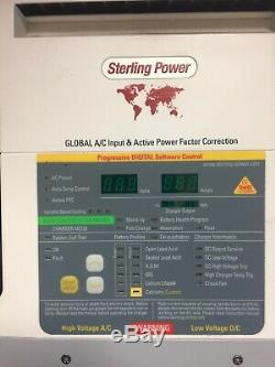 Sterling Power Pro Charge Ultra PCU1240 12V 40A 3 Way Battery Charger