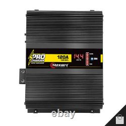 Taramps Pro Charger 120A High Voltage Power Car Battery Supply 3 Day Delivery