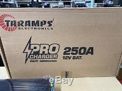 Taramps Pro Charger 250A Car Power Supply Battery Charger Amp Protection New