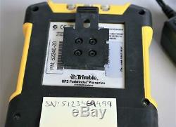 Trimble 52240-20 GPS Pathfinder Pro Series XT receiver with battery & charger