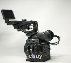 Used Canon EOS C300 Mk II (135 Hours) With Battery and Charger