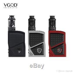 VGOD Pro 200 Box Mod Kit, VGOD Pro Mod with Pro Sub Tank New Colours Available