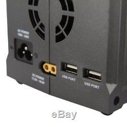 Venom 0686 Pro Quad 100W X4 AC/DC LiPo/LiHV/NiMH Battery Charger