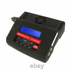 Venom Fly 30C 4S 5000mAh 14.8V LiPo Battery and Pro 2 Charger Combo