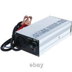 XENES LiFePO4 CCCV PRO Smart 230V Ladegerät 12V 24V 48V Lithium Batterie Charger